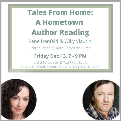 Tales From Home: A Hometown Author Reading Book Pre-Order
